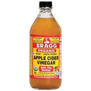 Apple Cider Vinegar and Pigeons