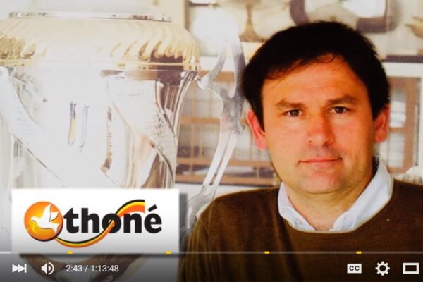 Interview with World Champion Jos Thone